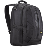 "Case Logic 17.3"" Laptop and iPad or Tablet Backpack Rucksack RPB-217 Black"